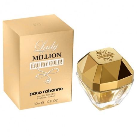 LADY MILLION EAU MY GOLD EDT 30ML