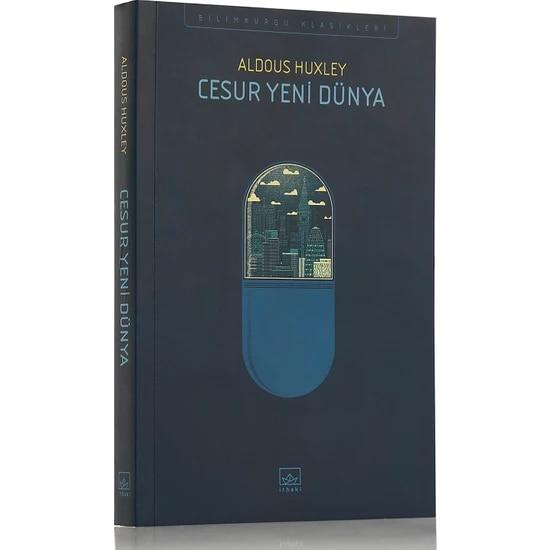 Cesur Yeni Dünya - Aldous Huxley, Türkçe Kitap, Okunması gereken kitaplar serisi, Türkçe kitaplar