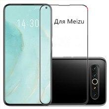 -Protector de pantalla de cristal Meizu 15 Lite/15/16/ 16/16x/M6s/m6t/M8C/U10/U10/