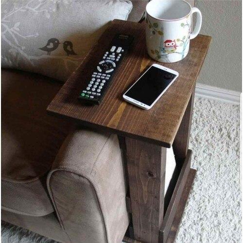 Приставной Столик Журнальный Столик деревянная мебель Кофе стол