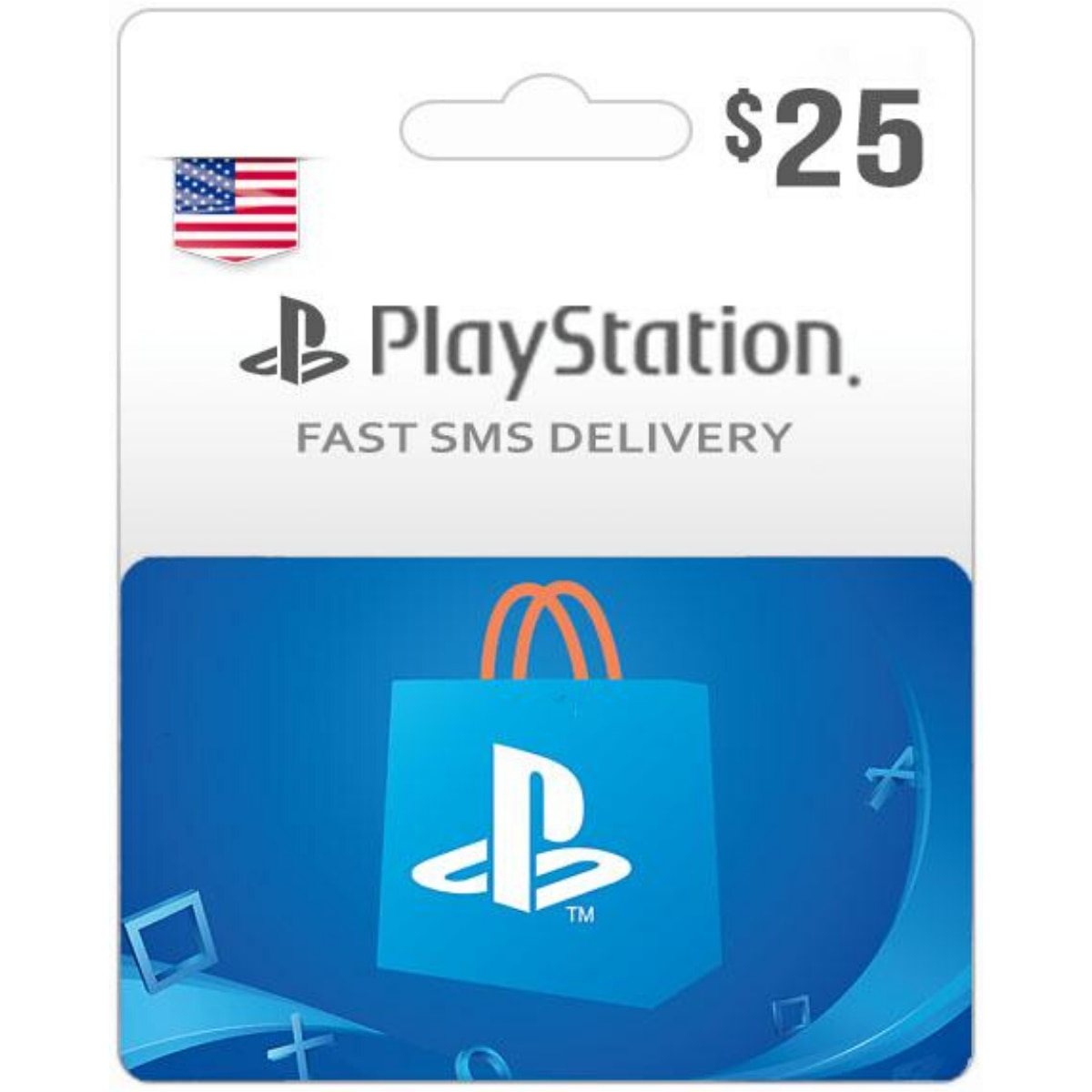 USD25 PSN CARD (US)discount promotion no physical SHIPPING JUST DIGITALE DILIVERED IN ALIEXPRESS MESSAGE