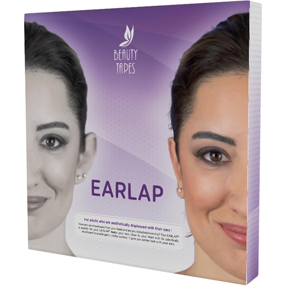 EARLAP Ear Correction System Cauliflower Protruding Corrector Flatter Arilis Magic Touch 7 Days Dura