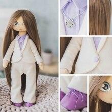 Ensemble pour couture textile poupée Art motif 3548674 intérieur poupée
