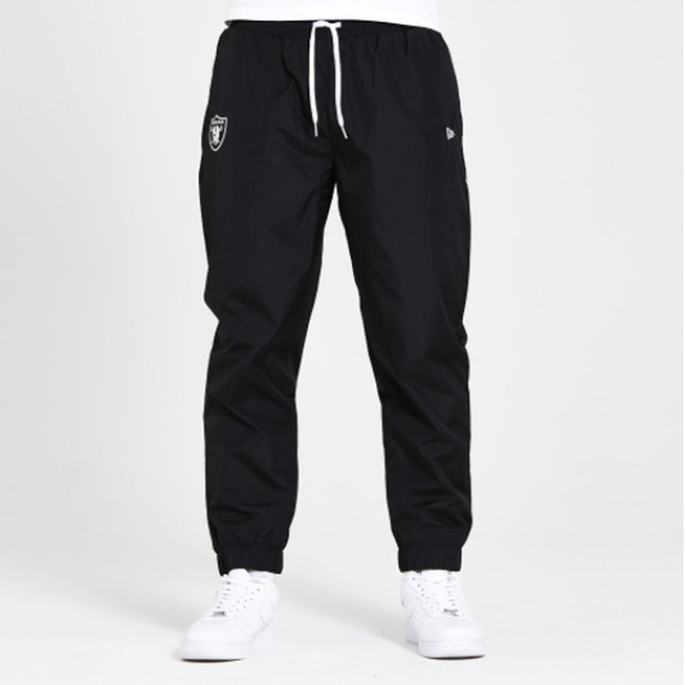 New Era - Pantalones de Chandal Las Vegas Raiders Negro