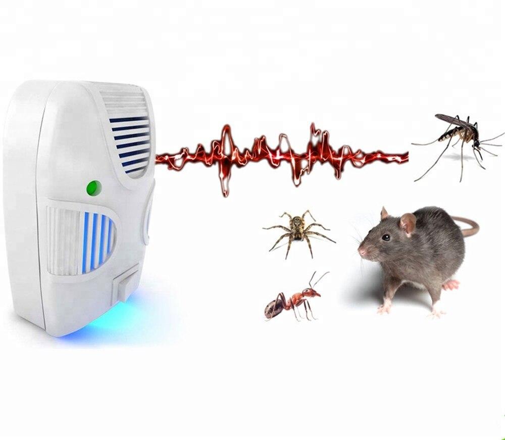 Repelente de plagas y repelente para ratones Riddex Quad