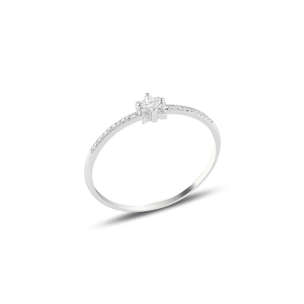 الماس خاتم سوليتير