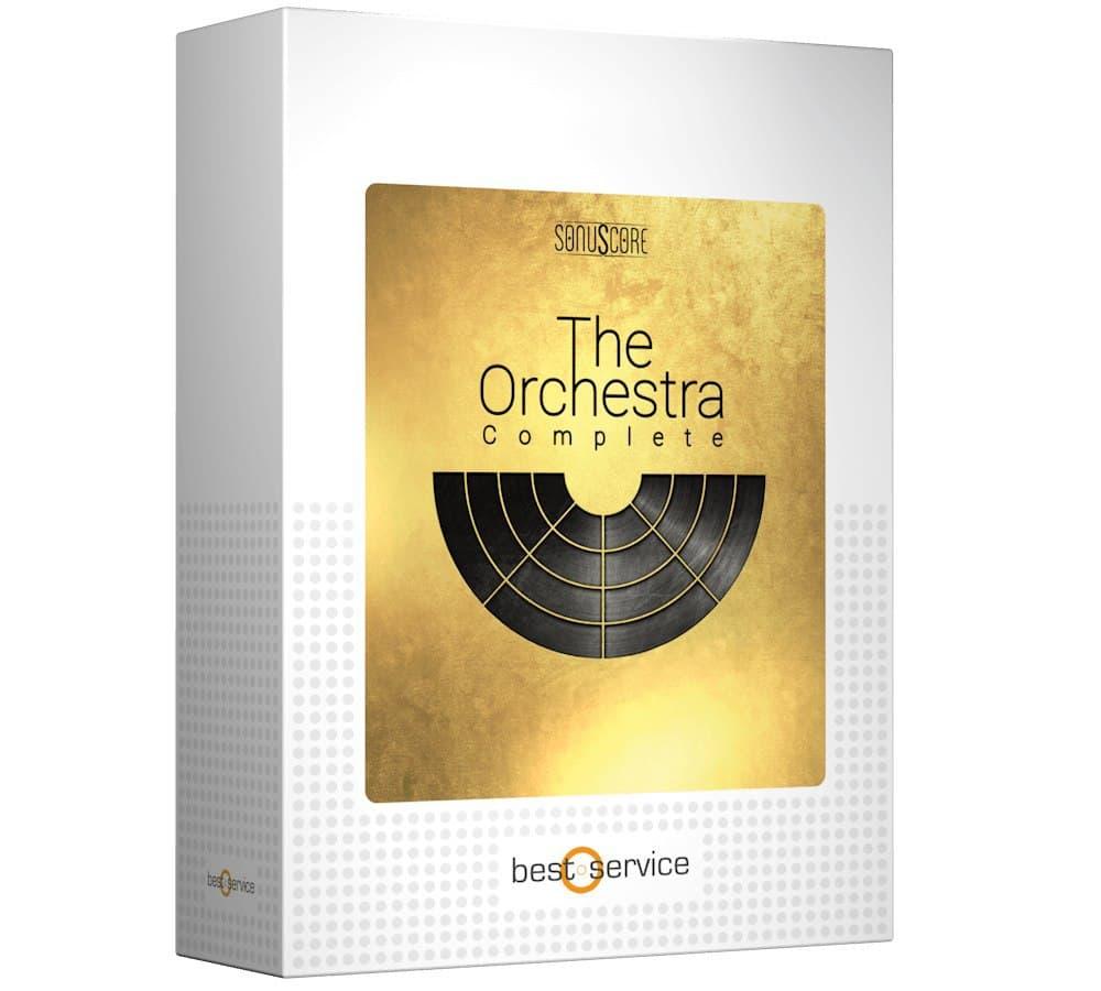 THE ORCHESTRA COMPLETE - BEST SERVICE (VSTI KONTAKT)