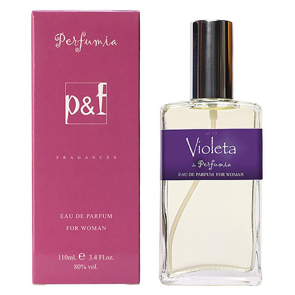 Perfume VIOLETA by p&f Perfumia inspirado en ULTRAvIOLET, Vaporizador, Agua de perfume mujer