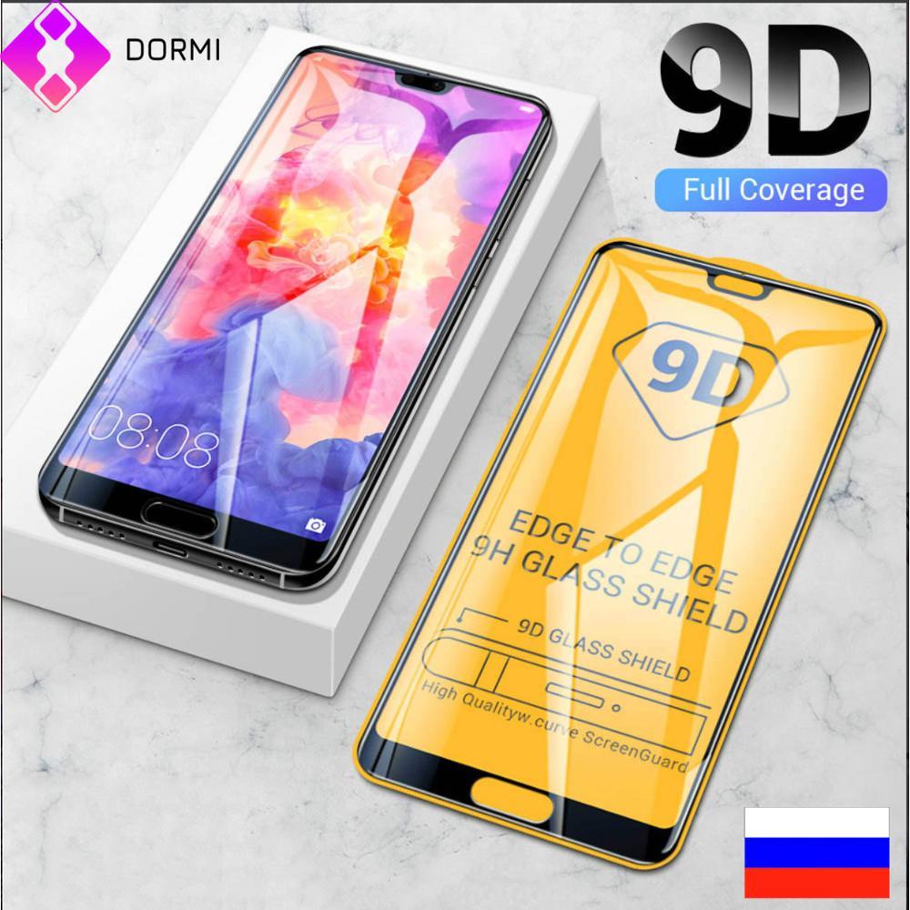9D Volle kleber Gehärtetem Glas Für Huawei Honor 9 9A 9S 9i Mate 10 Lite 8 Lite 8C 8X 8A 8 Ehre 8s schutz GL huawey gebogene film