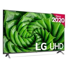 """Smart TV LG 65UN80006 65"""" 4K Ultra HD LED WiFi Negro"""