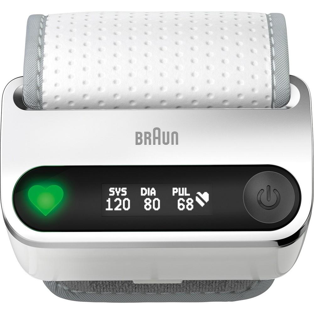 Braun Bp W4500 Wrist Blood Pressure Monitor