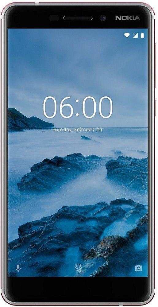 "OUTLET Nokia 6.1, 4G, Dual SIM, 32 GB de memoria interna, 3 GB de RAM, (14 cm (Pantalla de 5.5""), 16 MP, Android, Color"