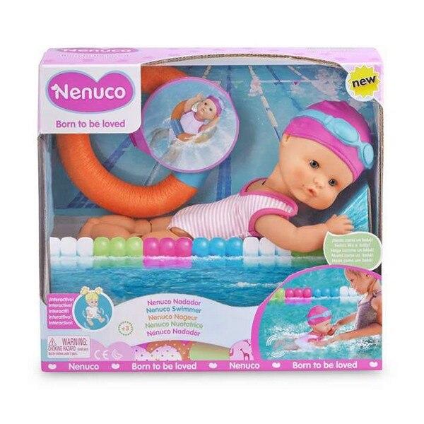 Детская кукла Nenuco Swimmer Famosa