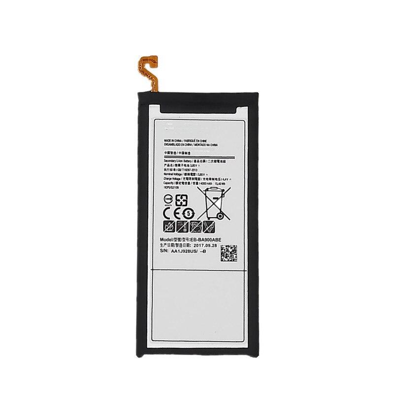 Batterie EB-BA900ABE.High qualité batterie. Li-ion batterie 4000mAh batterie fraîche SAMSUNG A900 (A9)