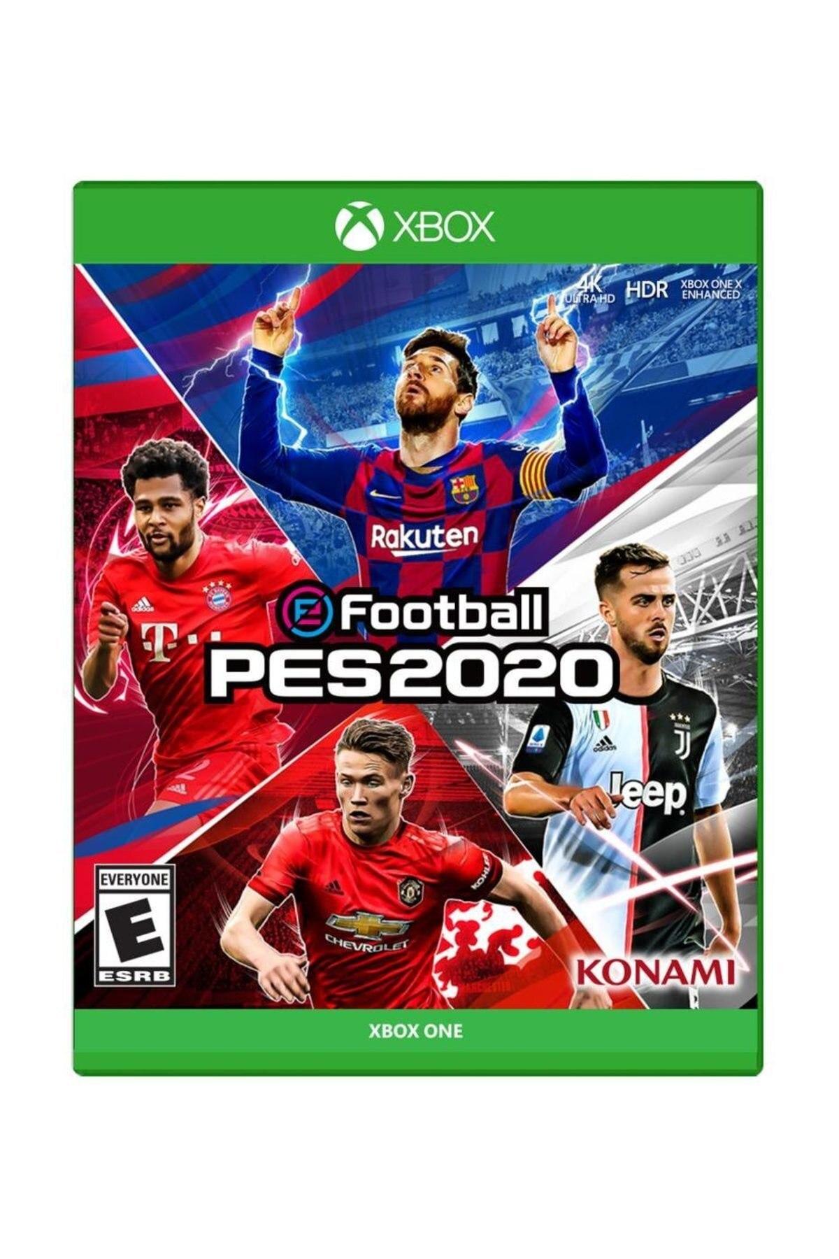 KONAMI Pes 2020 Xbox One Game