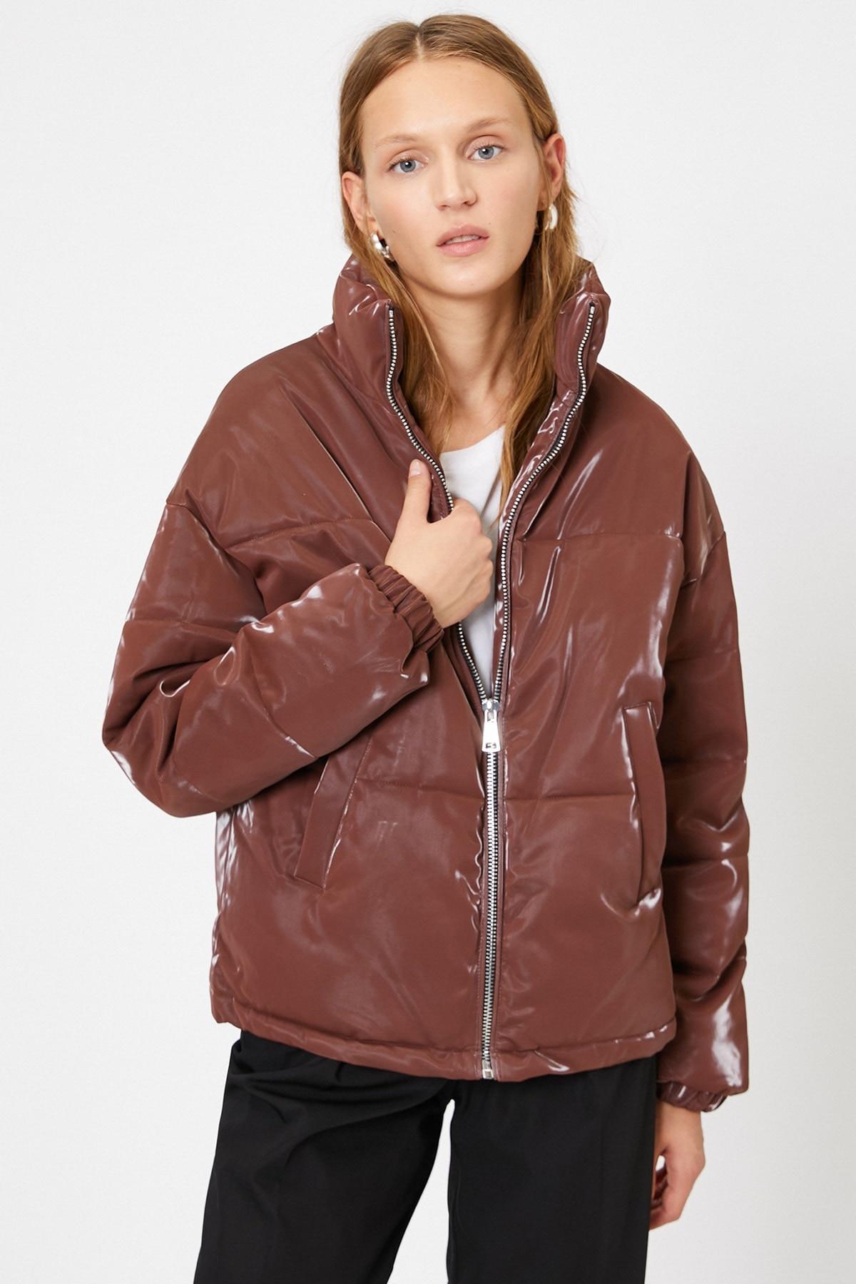 Koton mujeres chaquetas para café Anorak 0 KAK23824GW