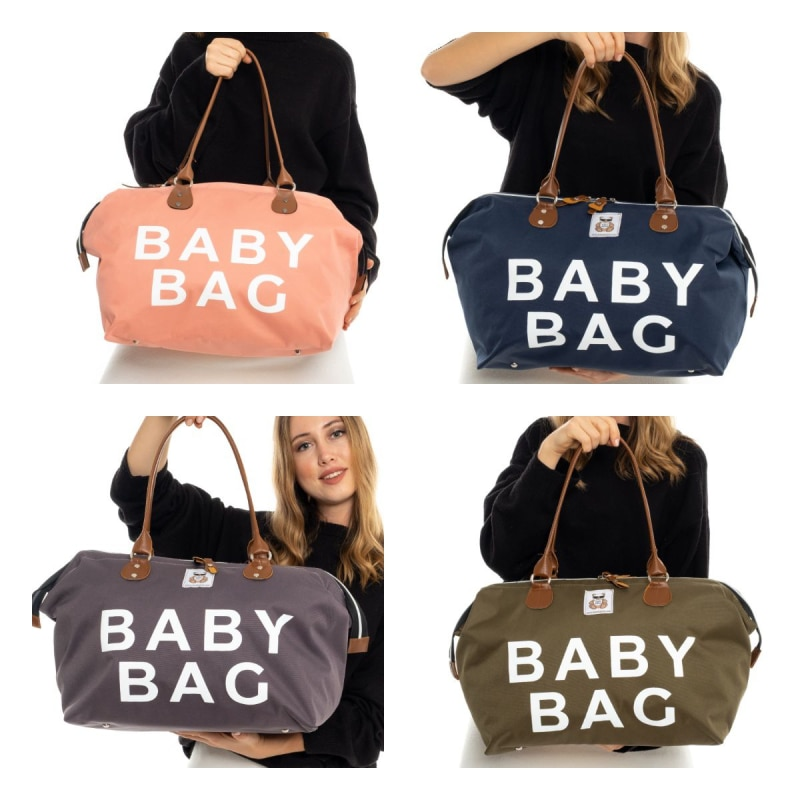 Mother Baby Care Backpack Liquid Proof Baby Bag Thermal Baby Bag for mom lunch bag for kids breast p