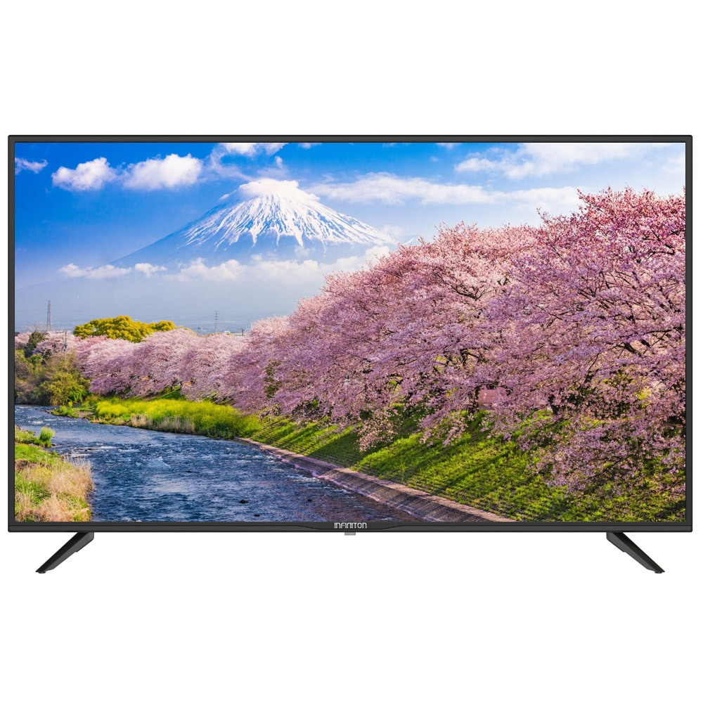 "Telewizor LED 43 ""INFINITON INTV-43MU1400 - Android TV, 4K UHD, TDT2"