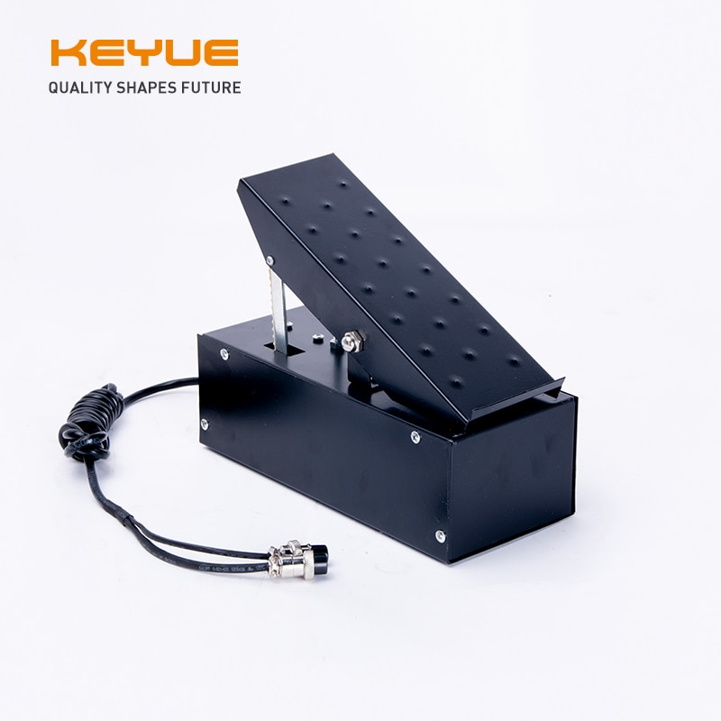 KEYUE-دواسة تبديل القدم لآلة لحام Tig ، ضبط التيار ، نوعية جيدة