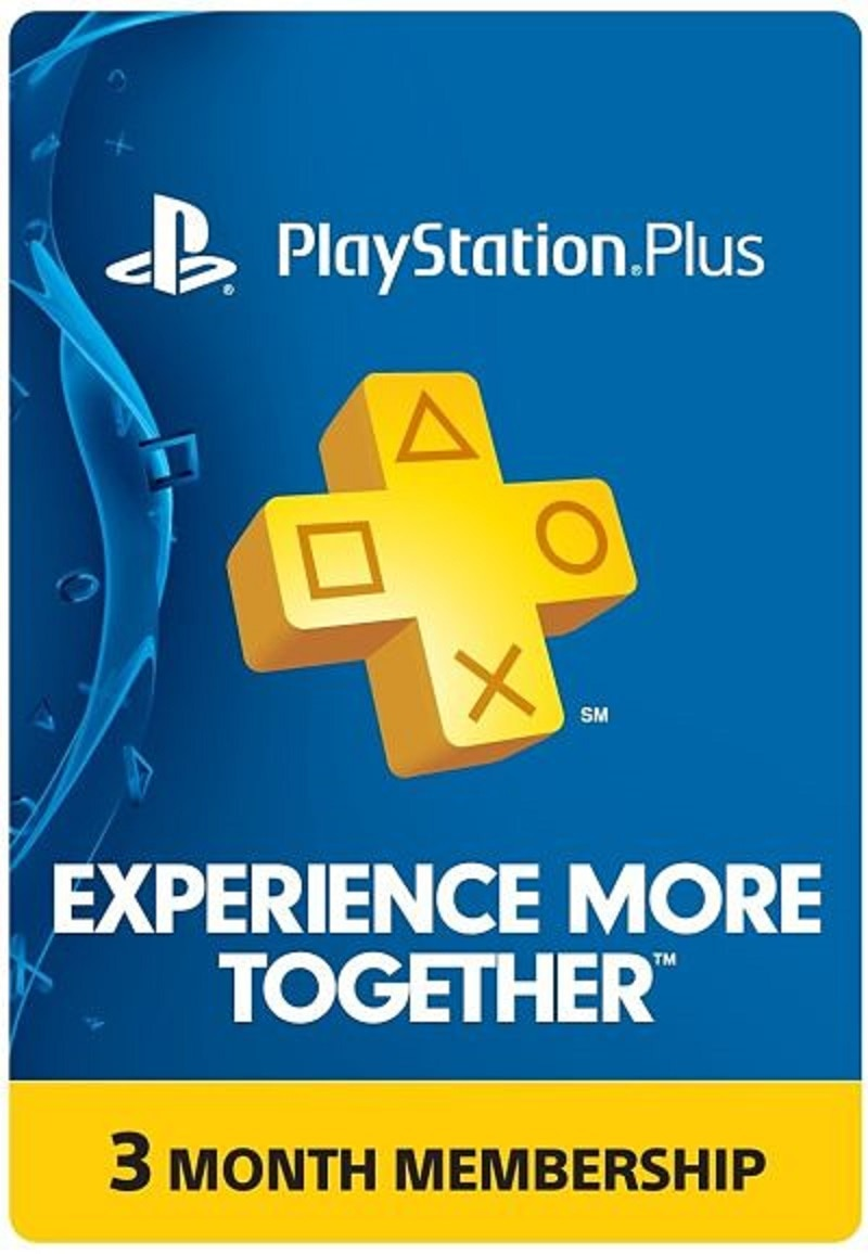 PLAYSTATION PLUS 3 month subscription (US), discount promotion, no physical shipping, only digital, with MESSAGE ALIEXPRESS
