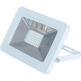 Ecola proyector led 10,0W 220V 4200K IP65 reflector slim blanco 115x80x14 jpwv10elb