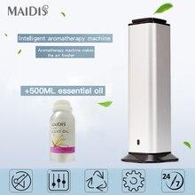 Difusor de Aroma comercial 1500m3, ambientador de Aroma, ultrasónico Extra grande, temporizadores flexibles, ajuste de fragancia