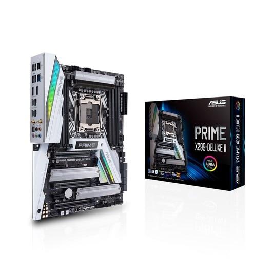 Placa base Asus Prime X299-Deluxe II