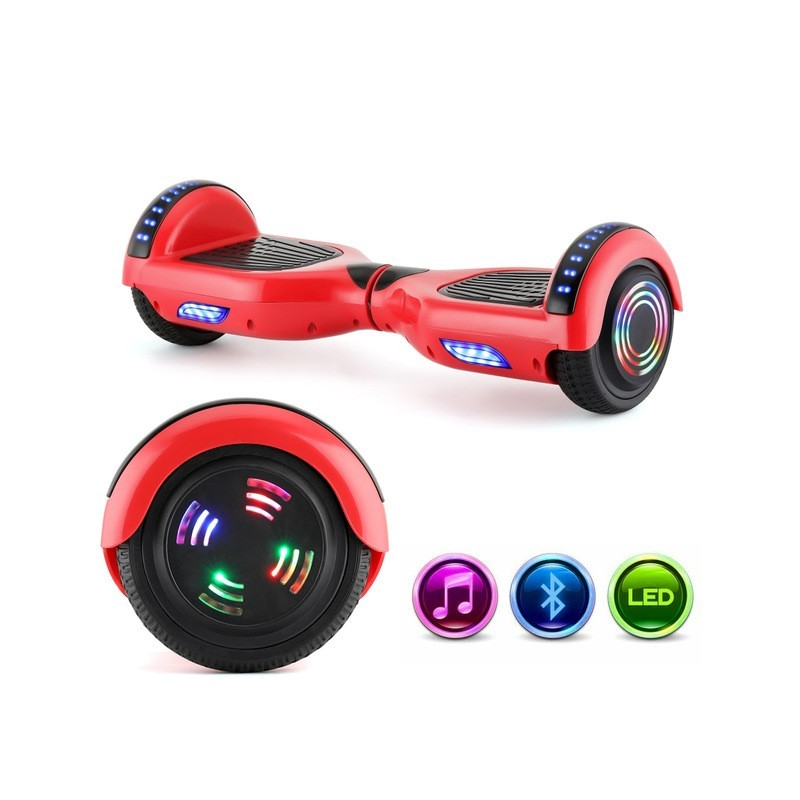 HoverBoard iScooter 6,5 Bluetooth