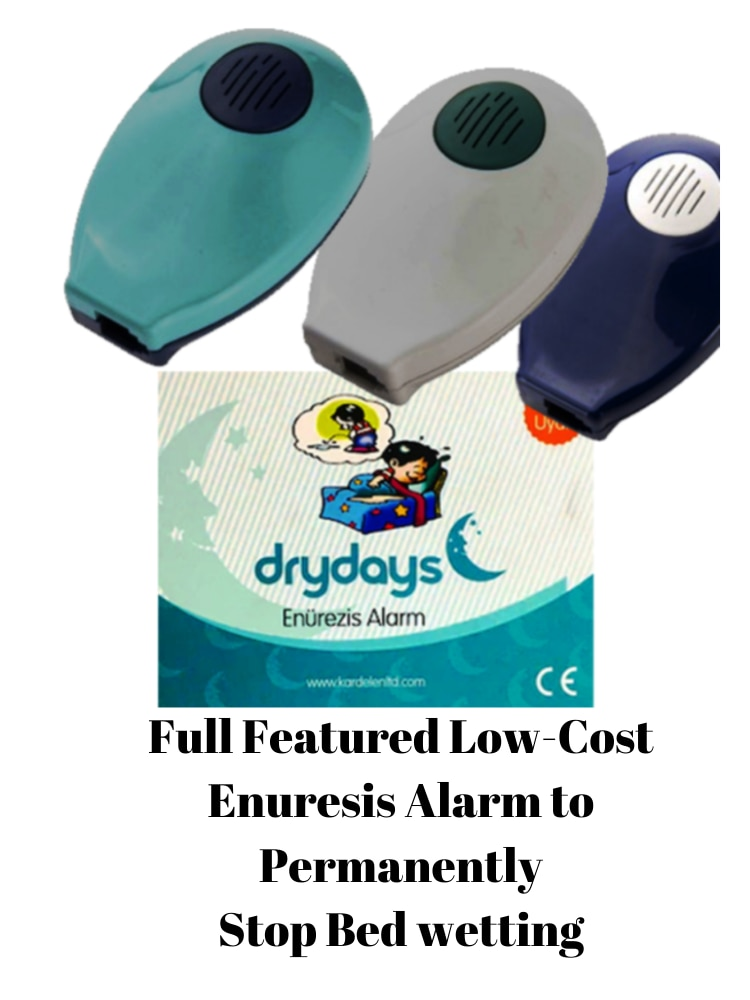 Bed Wetting Alarm For Deep Sleeper And Childrens  Enuresis The Perfect Solution  With  For Clean Pyjamas And sheet