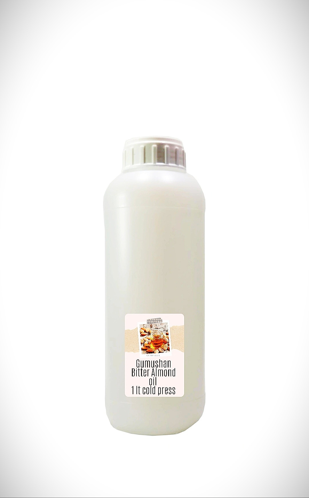 High quality pure Bitter Almond Oil 1 liter 34 fl oz 1000ml
