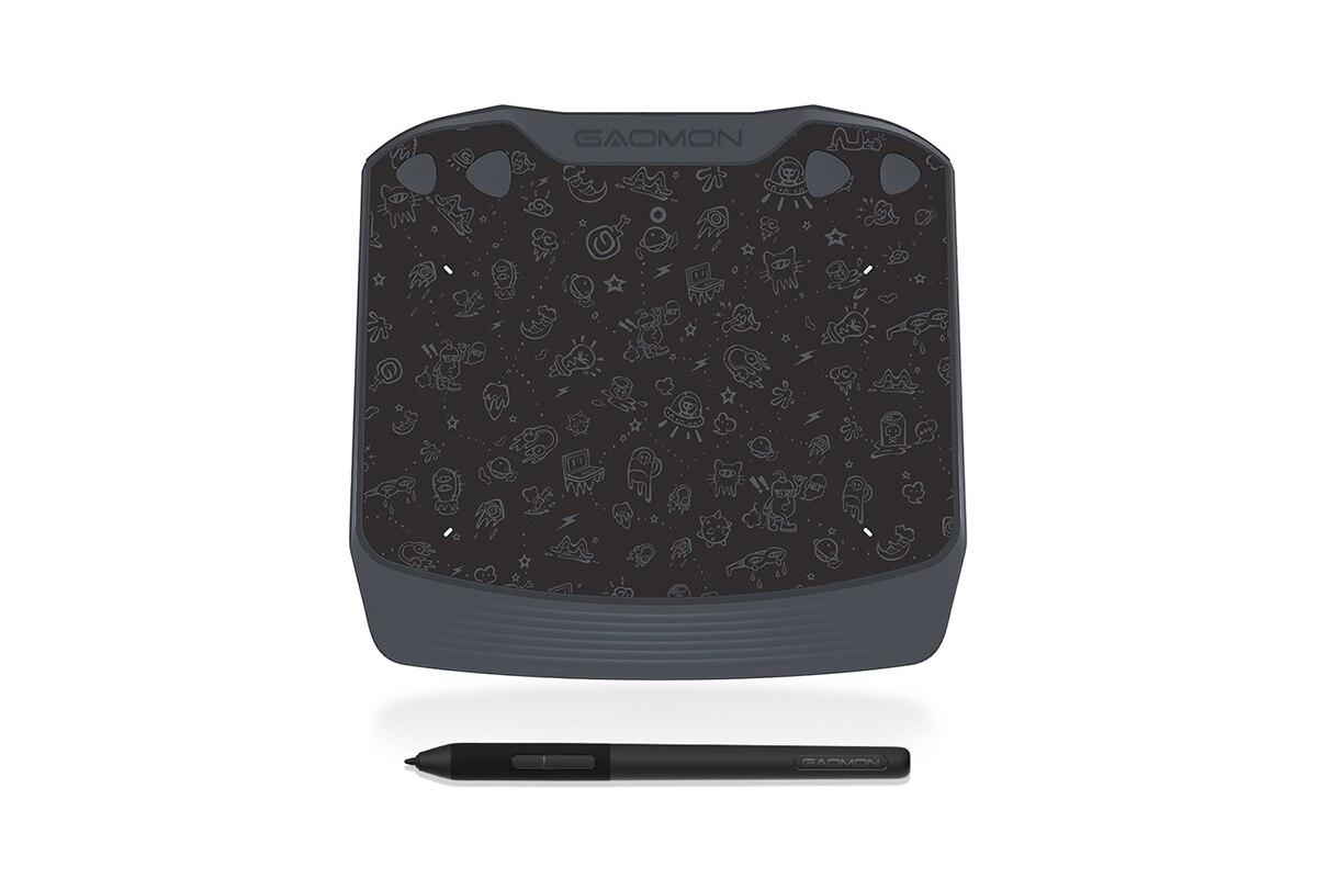 قاومون S630 جهاز لوحي محمول وأنيق بقلم 6 بوصة لرسم وتشغيل OSU يمكن توصيله مع شاحن هاتف محمول يعمل بنظام تشغيل أندرويد