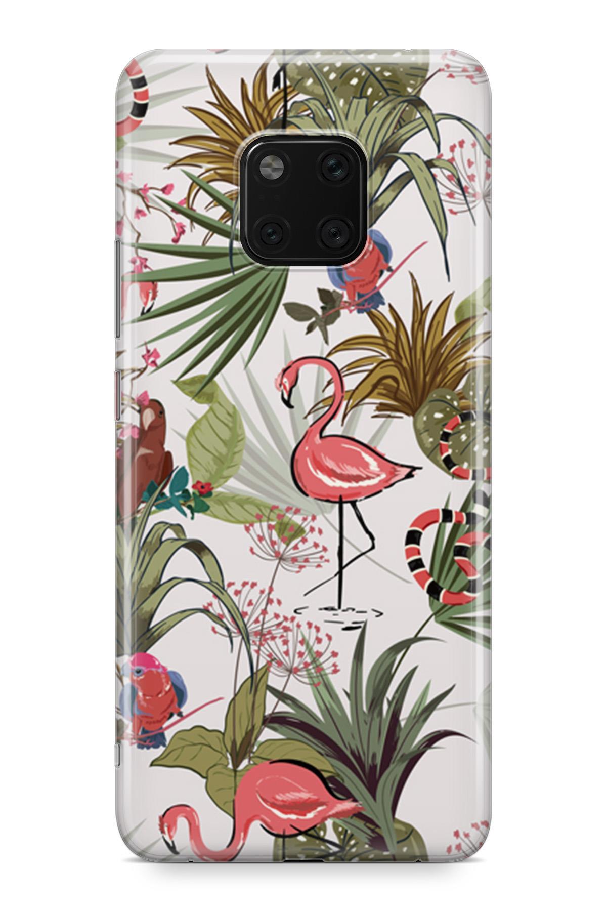 Funda de cuero para Huawei Mate 20 Pro Serie jungla