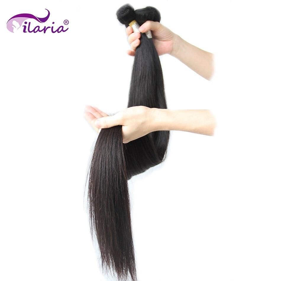 Gerade Haar 30 32 34 36 38 Zoll 40 Zoll Bundles 100% Malaysische Menschliche Haarwebart Bundles Lange Reines Haar schuss 1/3/4 PCS