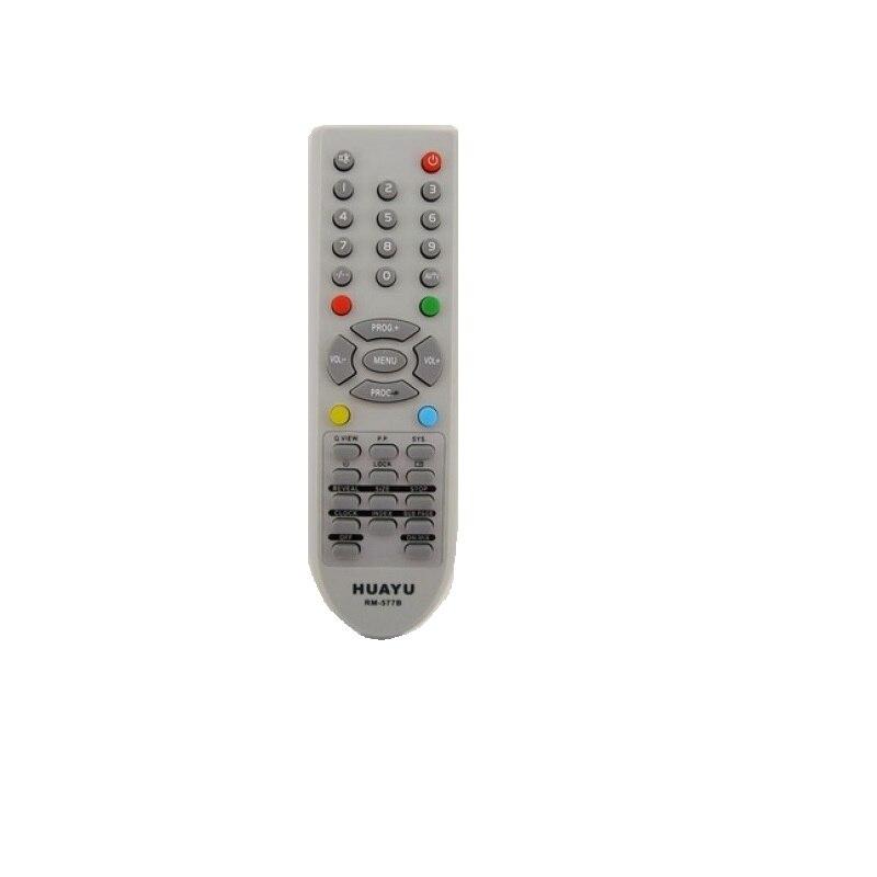 Control remoto universal Huayu Akira RM-577b TV 1430 de 1435 21f30... 21sf34... mtv-1428... mtv-1429... mtv-1430... mtv-2128... 37ctv3069