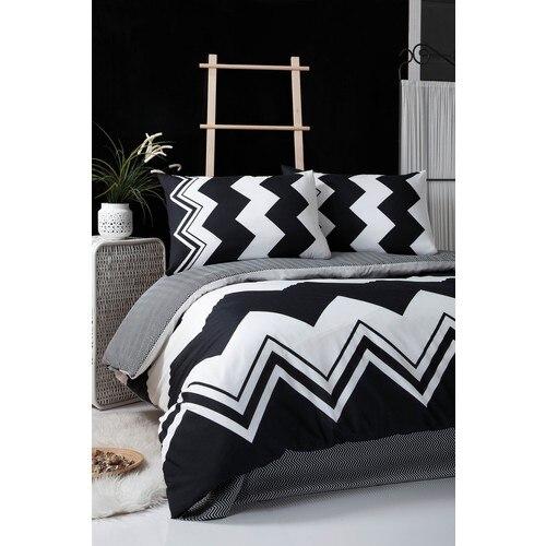 Alle Haus durch Zorluteks Doppel Persönlichkeit bettbezug-set-Zickzack Bett Abdeckungen Home Textil Luxus Bettdecken