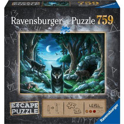Головоломка 759 выхлопная головоломка пакет волка
