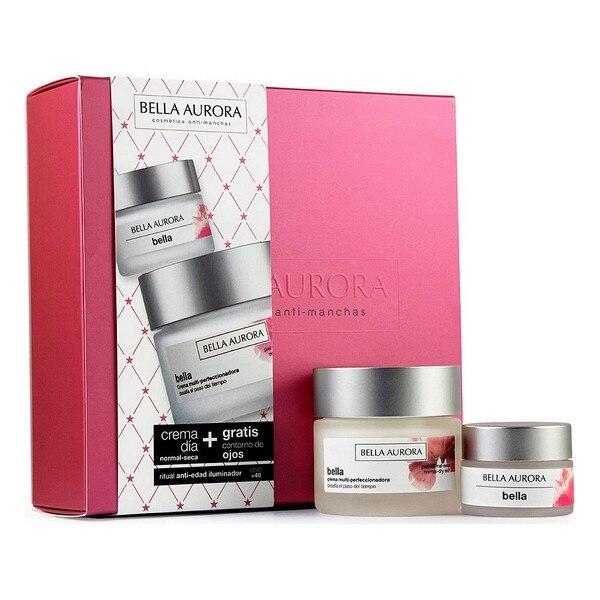 Набор женской косметики Bella Aurora сухая кожа (2 шт.) Наборы для макияжа   