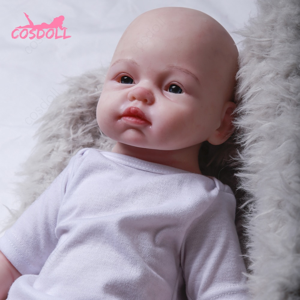 Boy Reborn Doll Toddler 49CM Princess 3.25KG Boy Dolls With Giraffe Adorable Lifelike Baby Bonecas Bebe Doll
