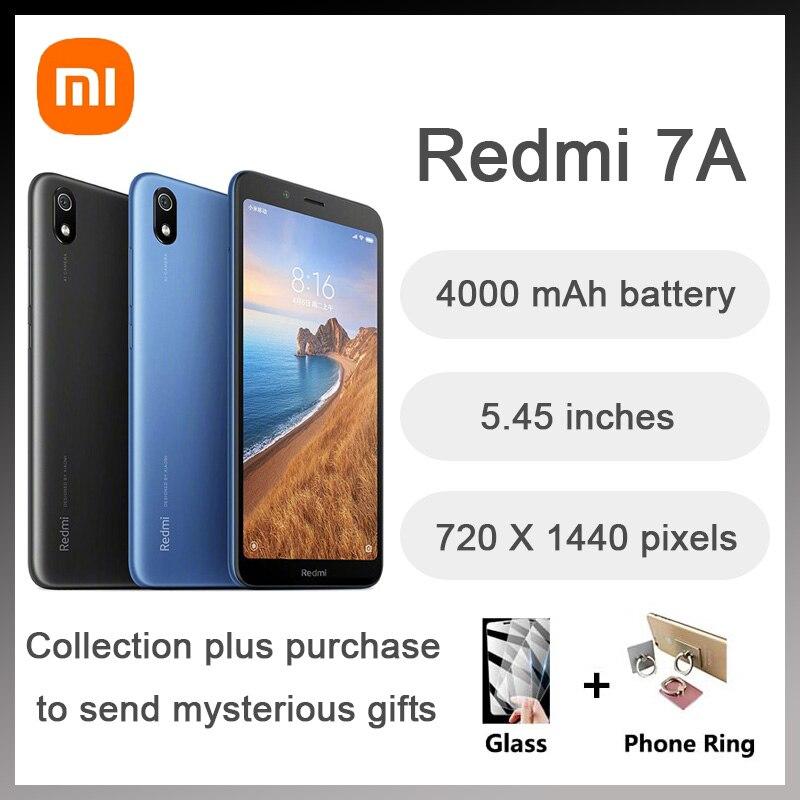 Смартфон Xiaomi Redmi 7A, 3 + 32 ГБ, 4000 мАч, Snapdragon 439