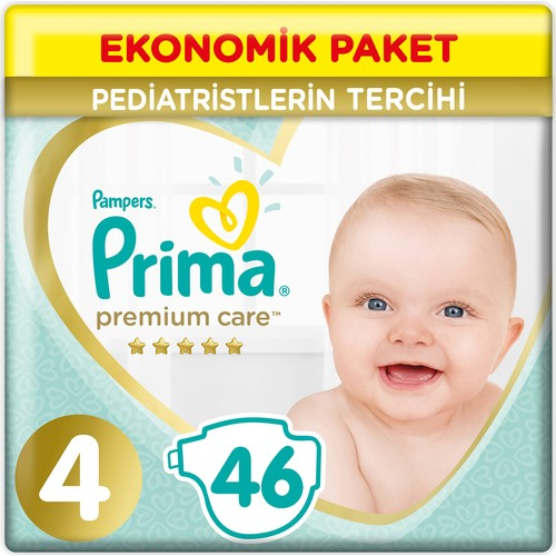 Mother, dry, comfortable, clean, sanitary. Breathe, high-quality baby diaper baby Care diapers Pampers Premium 4 size 46 piece