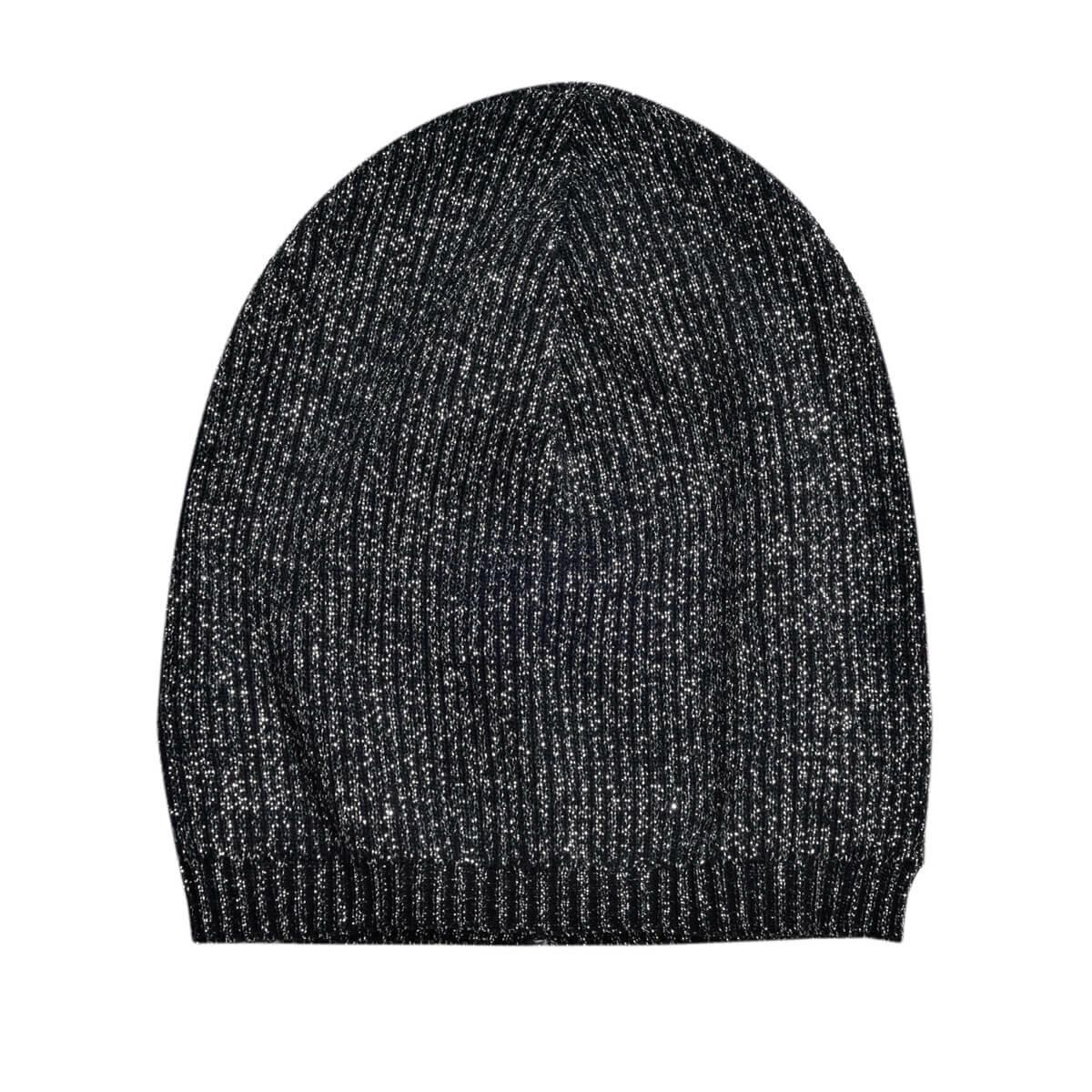 FLO SIM BEANIE negro mujer sombrero señorita F