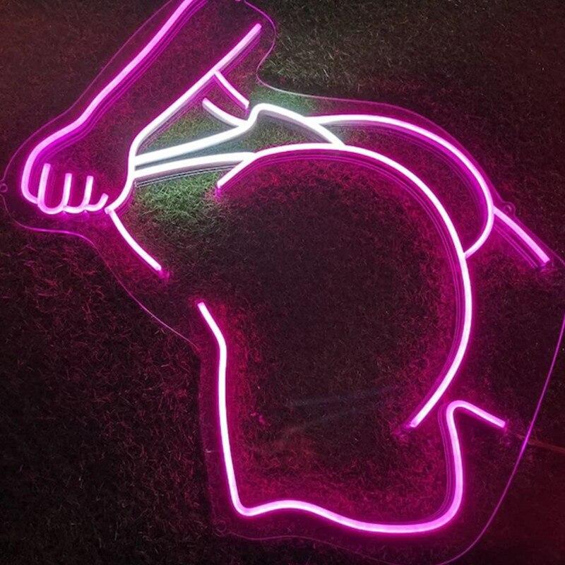Body Neon Sign Sexy Neon Light Sign Led Neon Sign Neon Light for Wall Night Light Lamp Home Decor Bar Decor Bedroom Decor enlarge