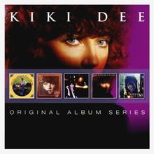 Kiki Dee/série dalbums originaux (5CD)