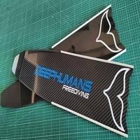 Deephumans Carbon blade / carbon fins without foot pocket