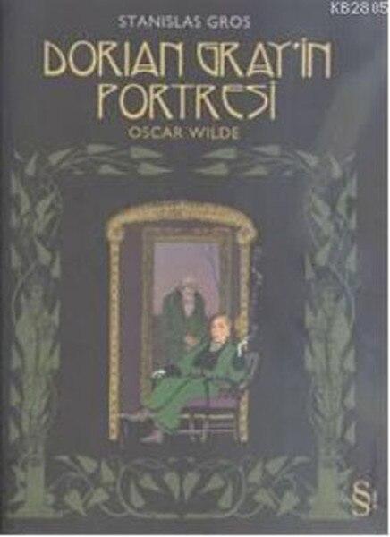 La imagen de Dorian Gray Oscar Wilde Everest transmite secuencia de línea (turco)