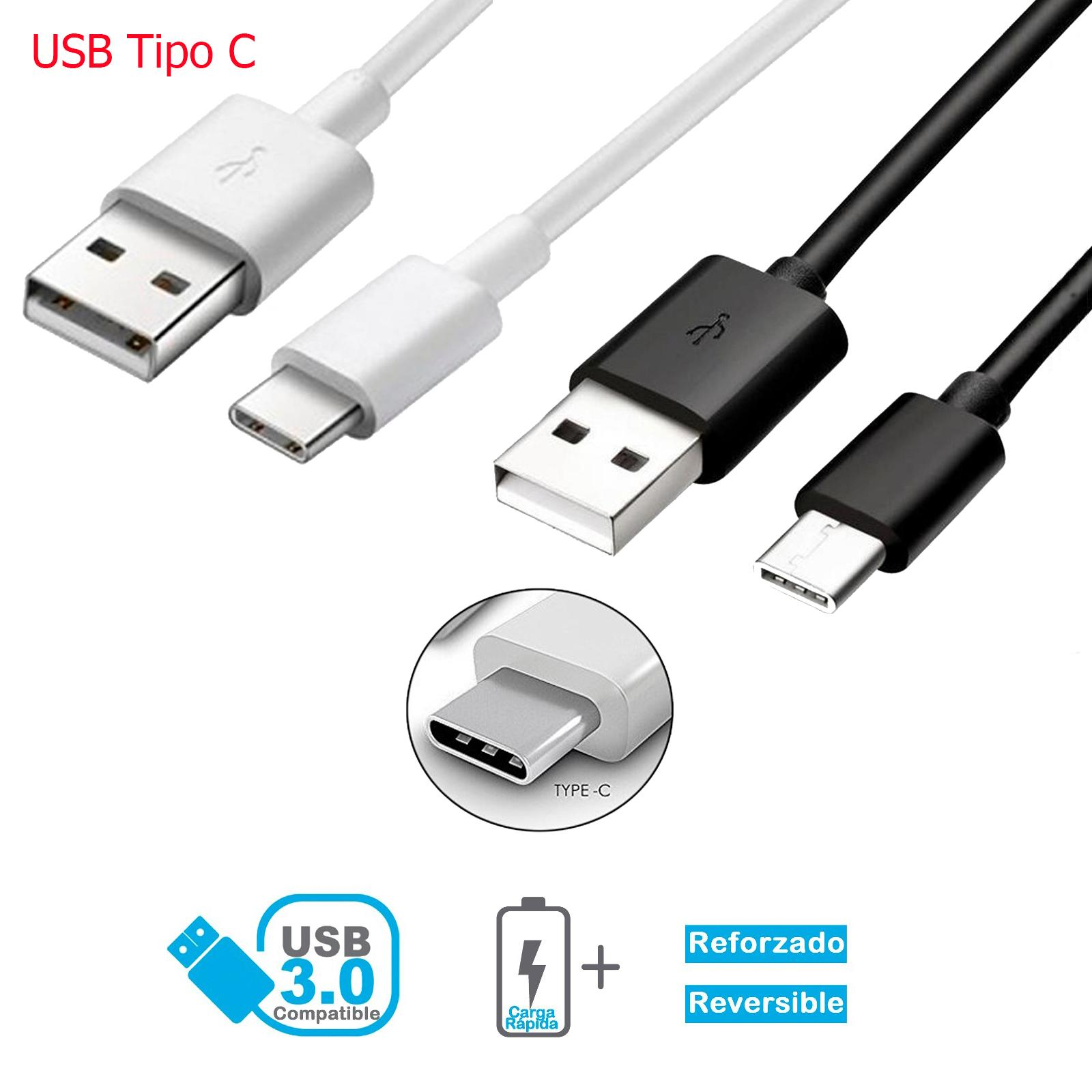 USB Type C шнур для мобильного телефона Realme 6 quick Charge и Data 1 poke длина и 2 метра