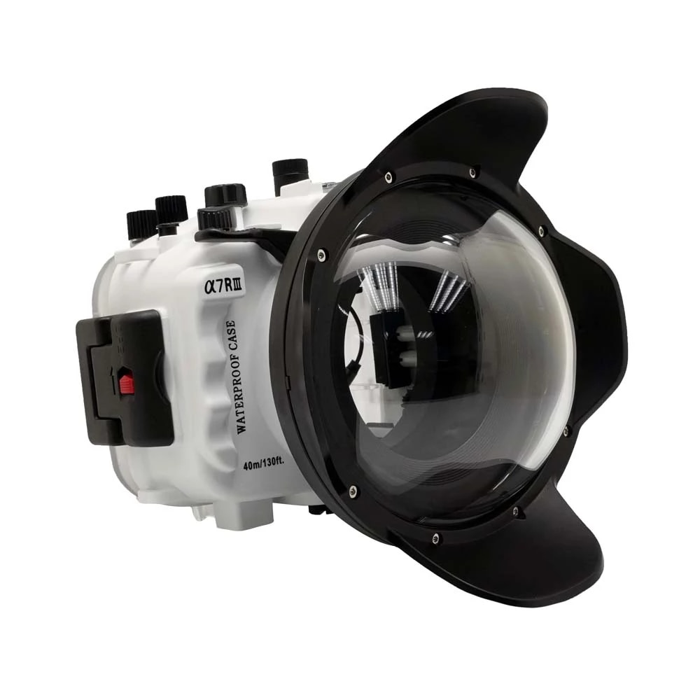 Seafrogs FE12-24mm f4g كاميرا الإسكان كيت مع 6