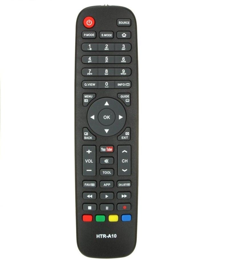 Remote Control Haier HTR-A10 LCD TV, LE49K6500U, LE50K6000SF, LE50K6500U, LE55K6500U, LE65K6500U, LE65Q6500U