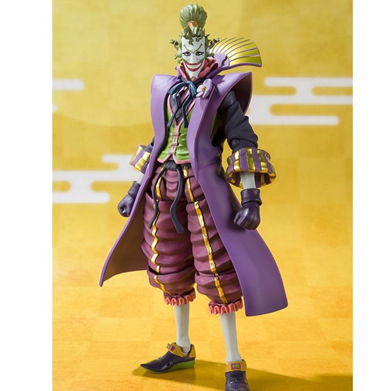 Figura Joker, The 6th Heavenly Devil, Batman Ninja, SH Figuarts