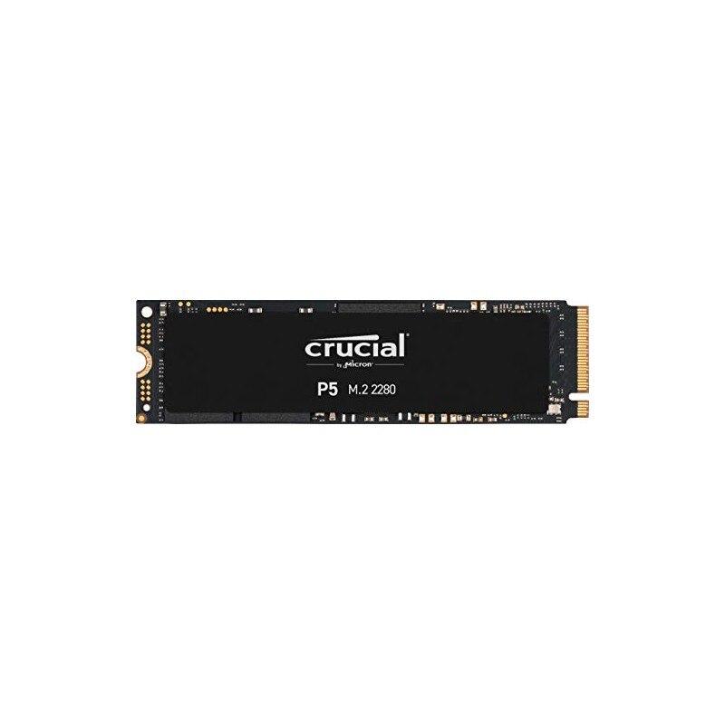 Crucial Ssd Crucial P5 2000gb 3d Nand Nvme Pcie M.2